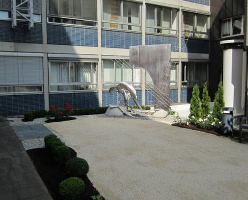 Vinzentinische Sonnenstrahlen Klinikprojekte vollendet 351
